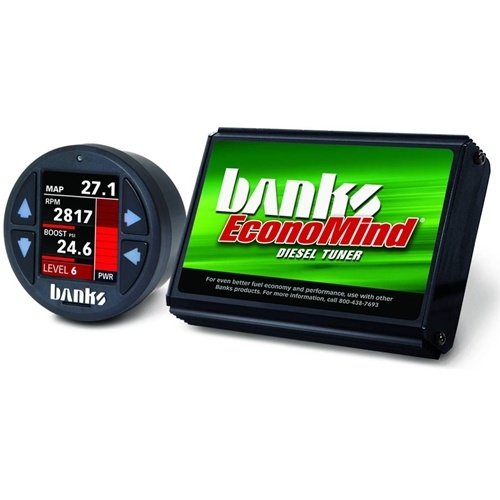 Banks Power 06-07 5.9L EconoMind Diesel Tuner w/ iDash
