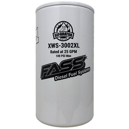 XWS-3002XL Extended Length Extreme Water Separator