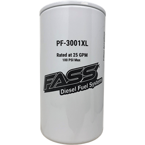 PF-3001XL EXTENDED LENGTH PARTICULATE FILTER