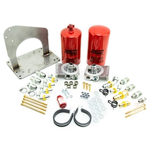 Driven Diesel PRE/POST Fuel Filter Kit -  SUMP VERSION