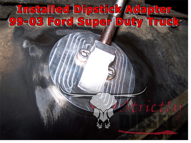 Strictly Diesel Dipstick Adapter Repair Kit