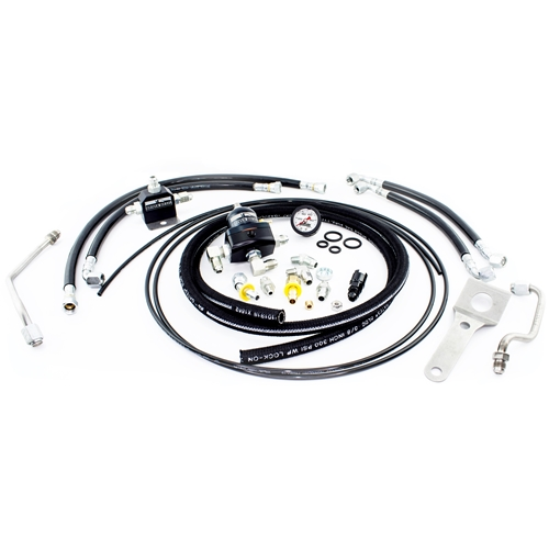 Driven Diesel 7.3L OBS Regulated Return Fuel System Kit